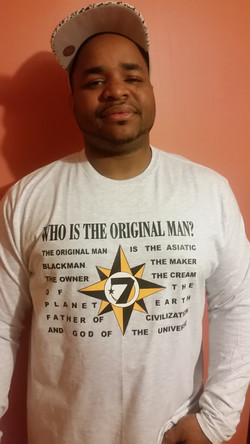 WHO IS THE ORIGINAL MAN - CLASSIC
