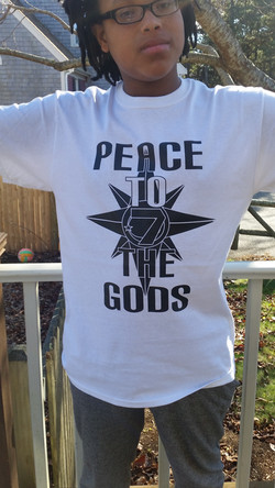 PEACE TO THE GODS