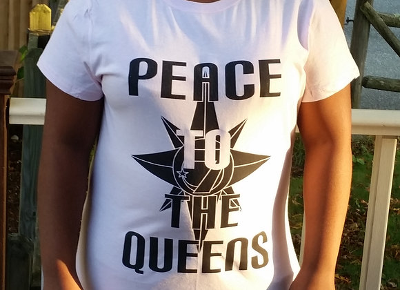 PEACE TO THE QUEENS