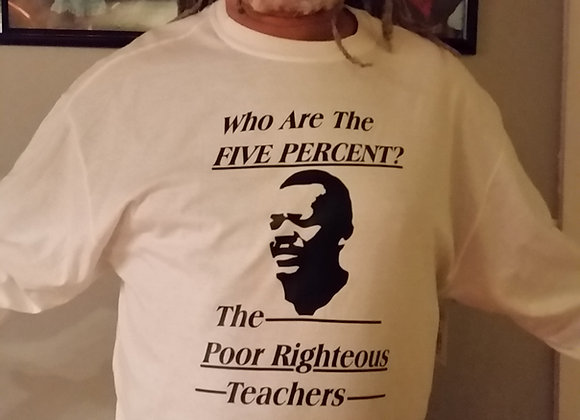 WHO ARE THE FIVE PERCENT?