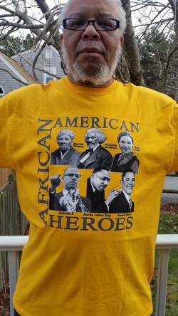 AFRICAN AMERICAN HEROES #2