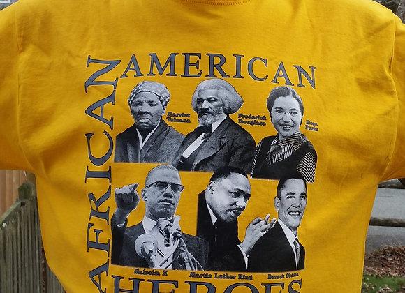 AFRICAN AMERICAN HEROES #1