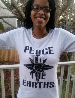 PEACE TO THE EARTHS