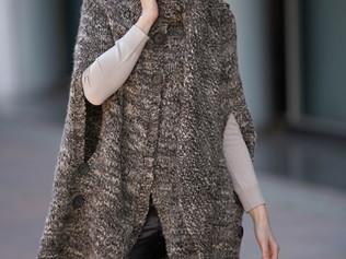 LANAS PALOMA, de moda y punto. La revista URBAN n84 de Katia para el otoño-invierno 2015/16