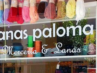 LANAS PALOMA. Nueva Web