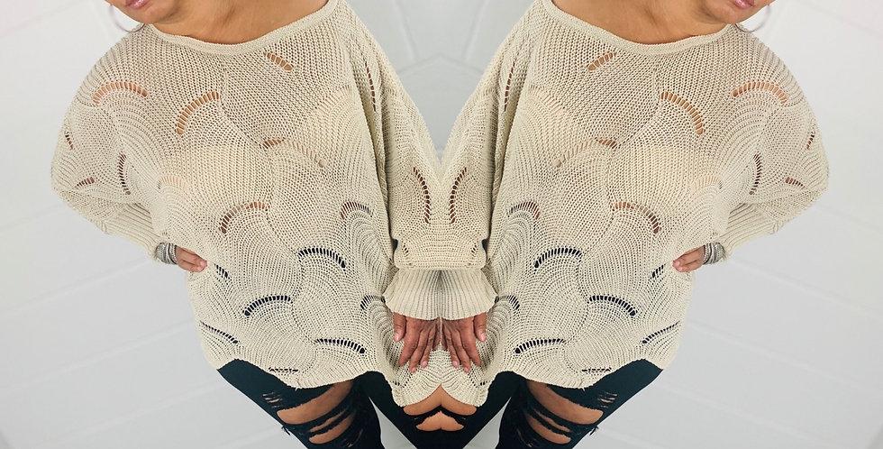 Spring Swing Sweater