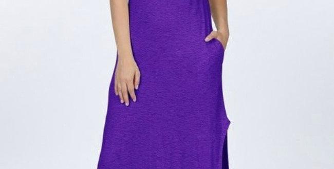 Maxi Basic Dress