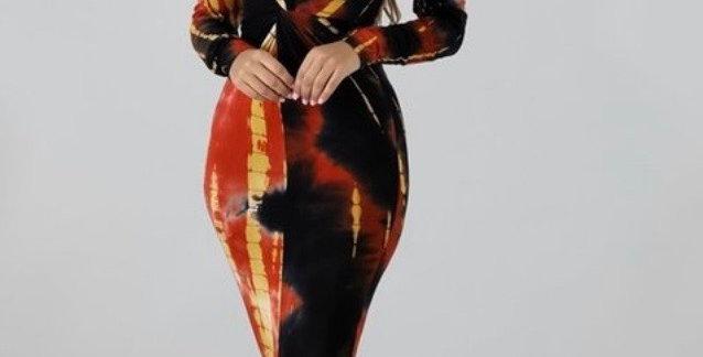 She Tye Dress