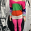 Thumbnail: Her Stretchy Pants Neon Pink