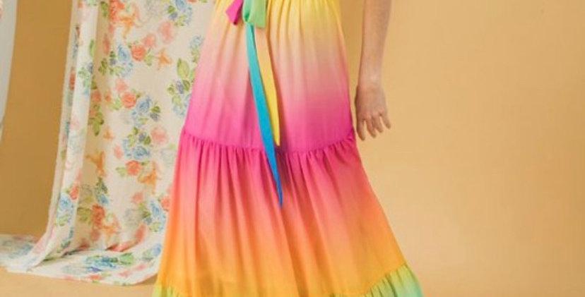 Ombre' Rainbow