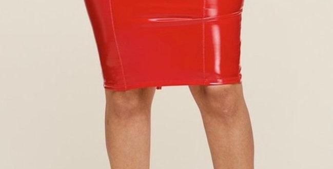 Shiny Skirt Girl