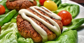 Air Fryer Buffalo Tuna Cakes