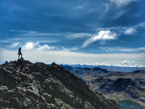 Pico Jatun Khasa - Cochabamba
