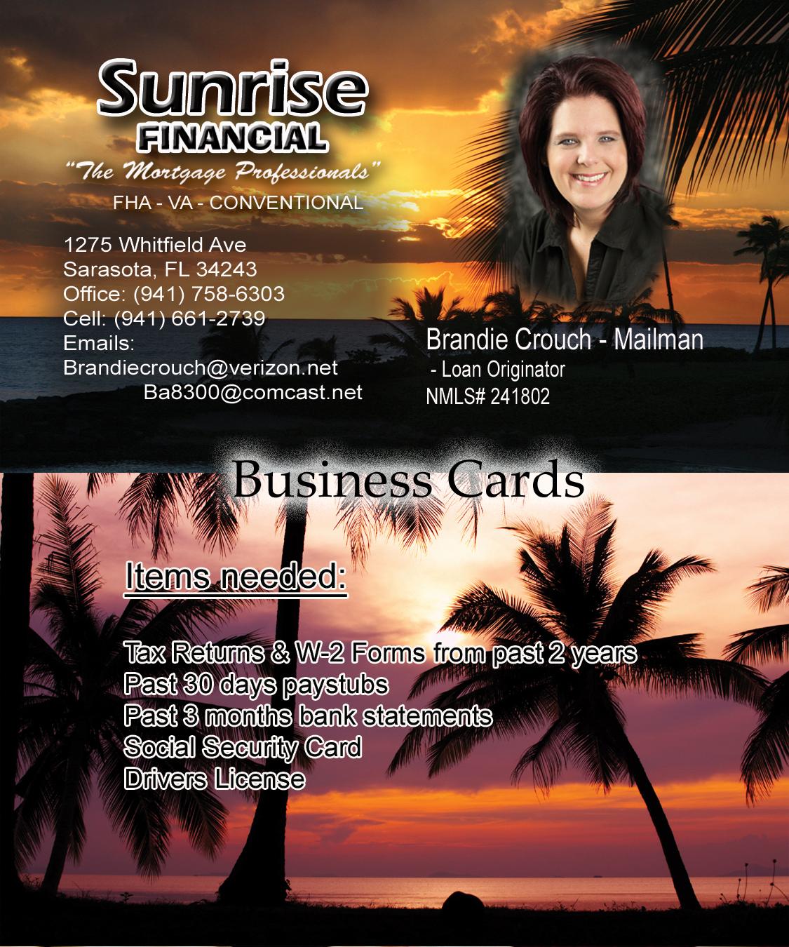 Cards Brandie