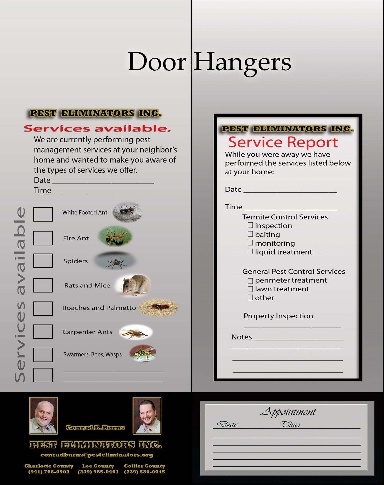 Door Hanger - LargeFrt062608