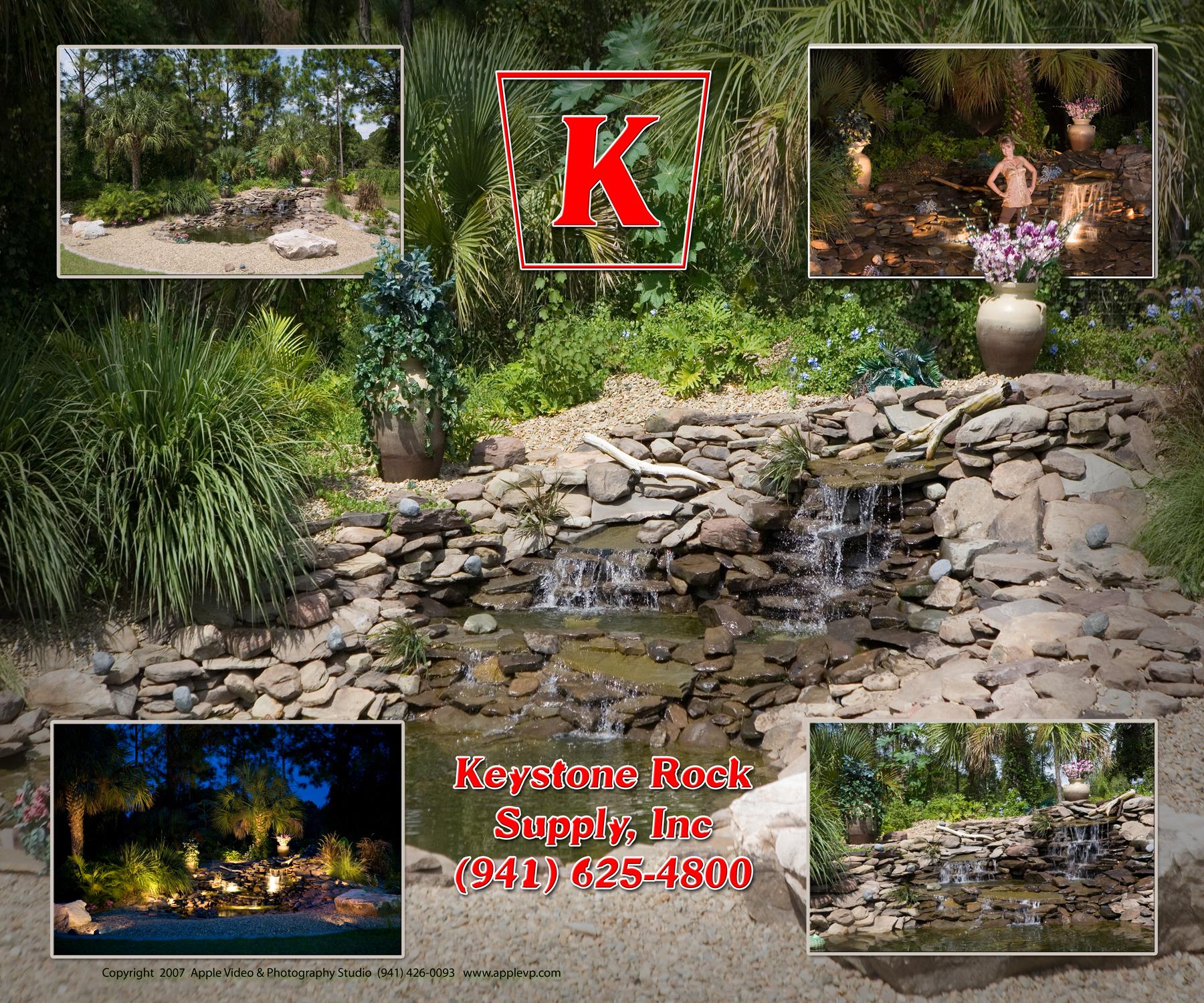 Keystone Falls 20x24