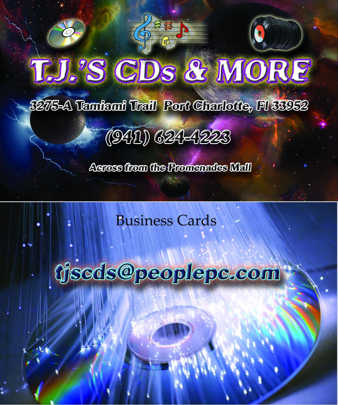 TJ Cards