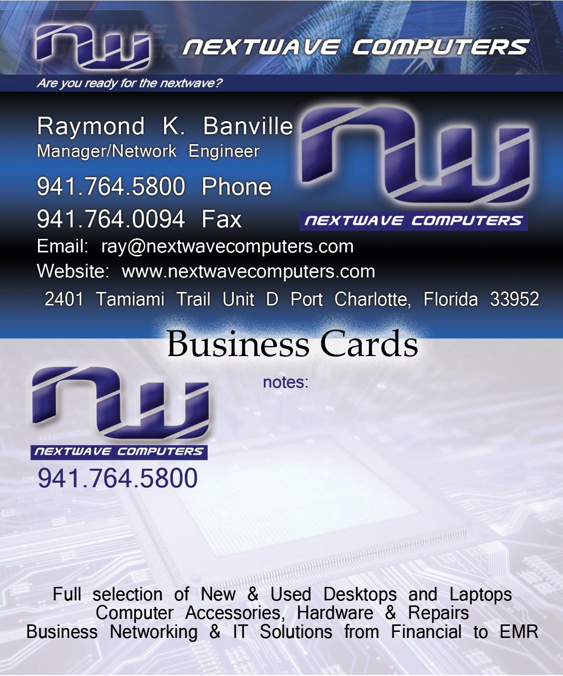 Cards Nextwave