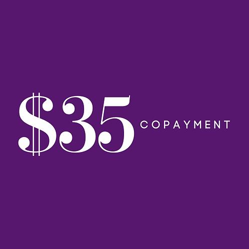 $35 CoPay