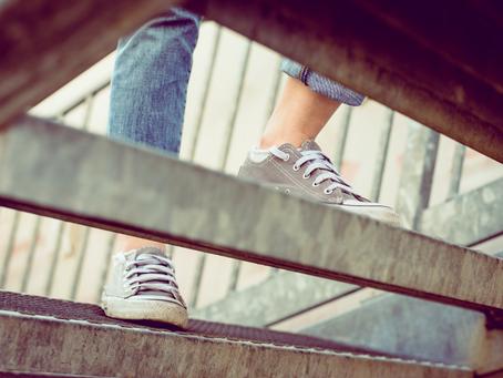 超簡單測試心臟健康 走60級樓梯
