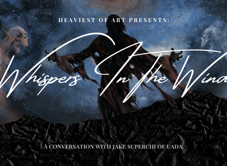 Whispers on the Wind: A Conversation with Jake Superchi of UADA