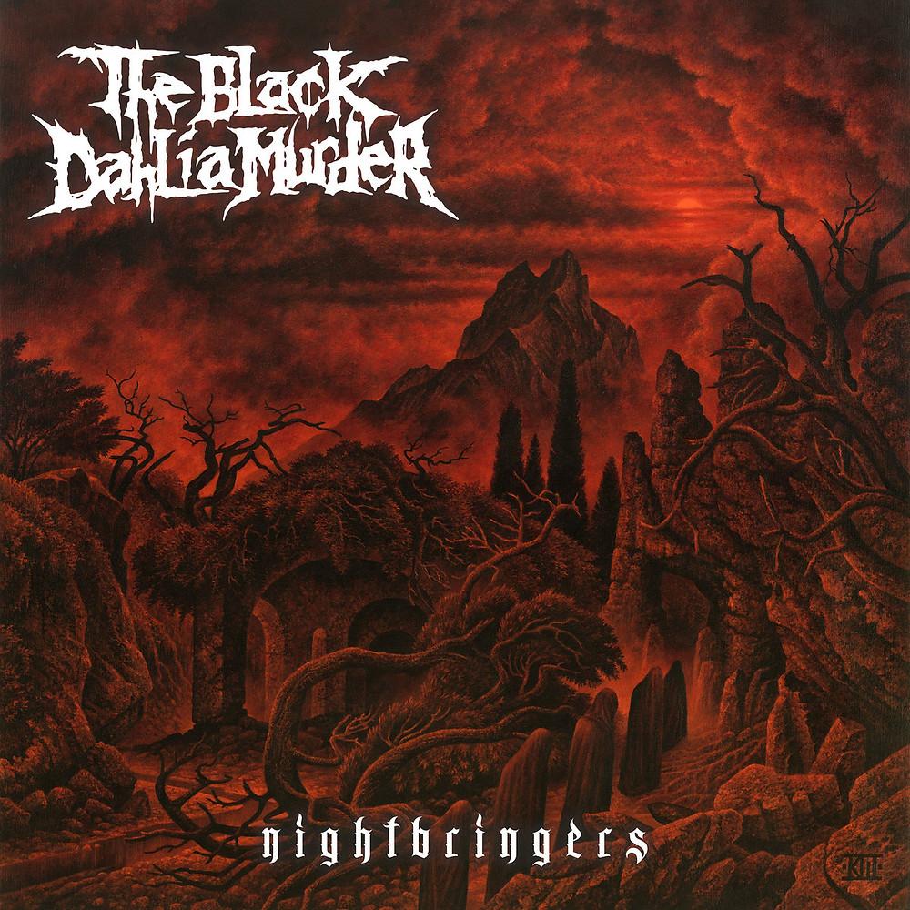 The Black Dahlia original artwork