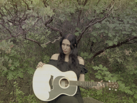 CHELSEA WOLFE shares previously unreleased tracks 'Green Altar' & 'Woodstock' + tour documentary