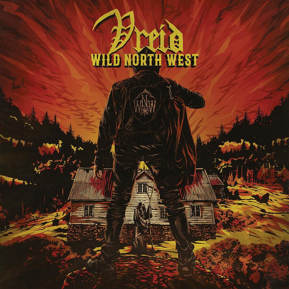 vreid Remi Juliebø (Deformat Design) wild north west