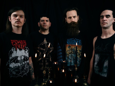 WOLF KING announce new album 'The Path of Wrath'