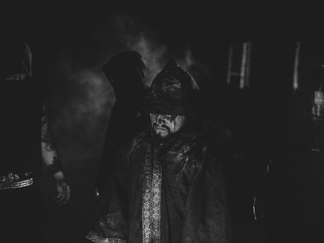 ICON OF PHOBOS release new 'split' with PALE VOID