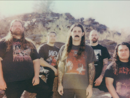 GATECREEPER announce new album 'An Unexpected Reality'