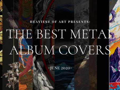 The best metal album covers of June 2020