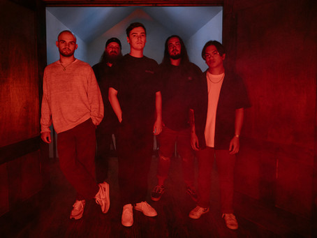 KNOCKED LOOSE release 'A Tear in the Fabric of Life' EP + animated short-film