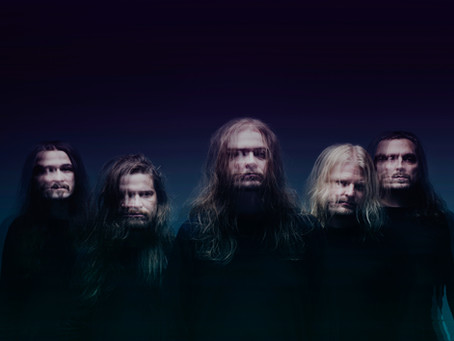 The Mind Melting Five: ORANSSI PAZUZU - Mestarin Kynsi Review
