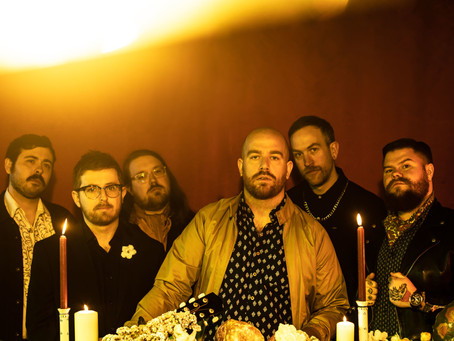 SAM COFFEY & THE IRON LUNGS share new single 'Gates Of Heaven'