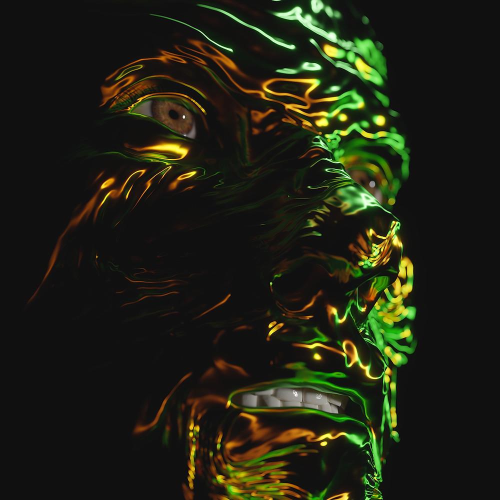 """dark art creature Midge """"Mantissa"""" Sinnaeve"""