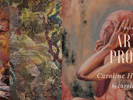 Artist Profile: Caroline Harrison