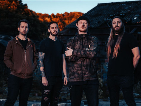 ARKDOWN share hard-hitting new single 'Harbingers'