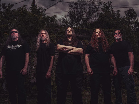 CANNIBAL CORPSE announce new album 'Violence Unimagined' + share first single