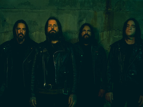 Driven By The Dark: A Conversation With Bakka Larson of NECROFIER