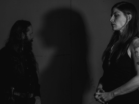 THE SUN AND THE MIRROR announce debut album 'Dissolution to Salt and Bone' + share lead single