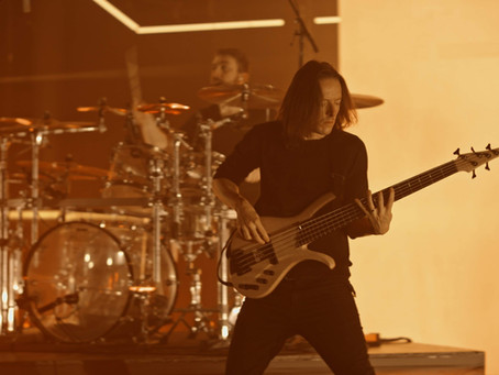 Dissecting An Audiovisual Marvel: A Conversation With Amos Williams of TesseracT