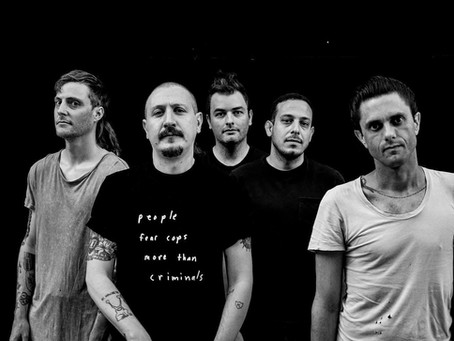 DEAF CLUB share electrifying new video for 'Someday All Men Will Die'
