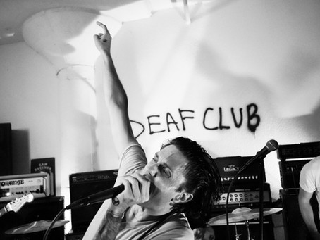 DEAF CLUB share video for new single 'Don't Forget To Live'