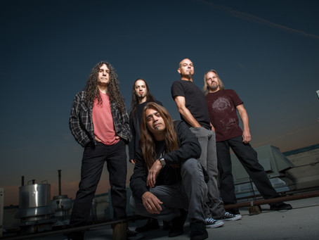 Time Signatures: An Interview With Bobby Jarzombek of FATES WARNING
