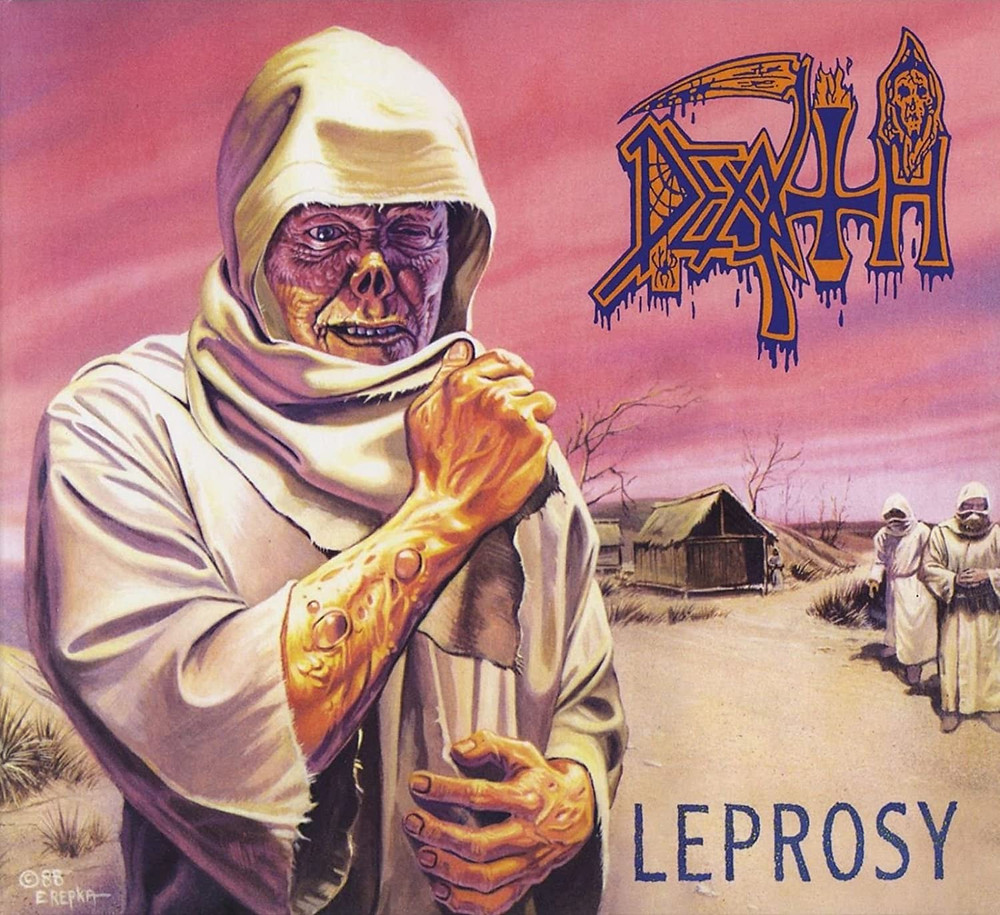 death leprosy
