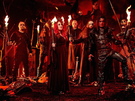 CRADLE OF FILTH announce new album 'Existence Is Futile' + share lead single