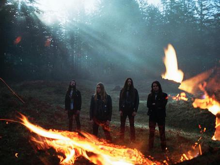 "MORTIFERUM & HYERDONTIA to release 7"" split"
