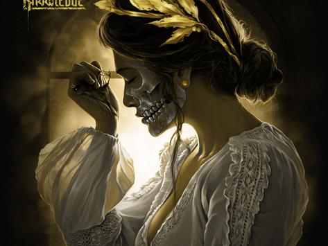 UNCOMFORTABLE KNOWLEDGE unveil album cover for new album 'Black Queen'