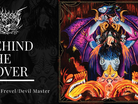 Behind the Cover: DEVIL MASTER - Satan Spits on Children of Light